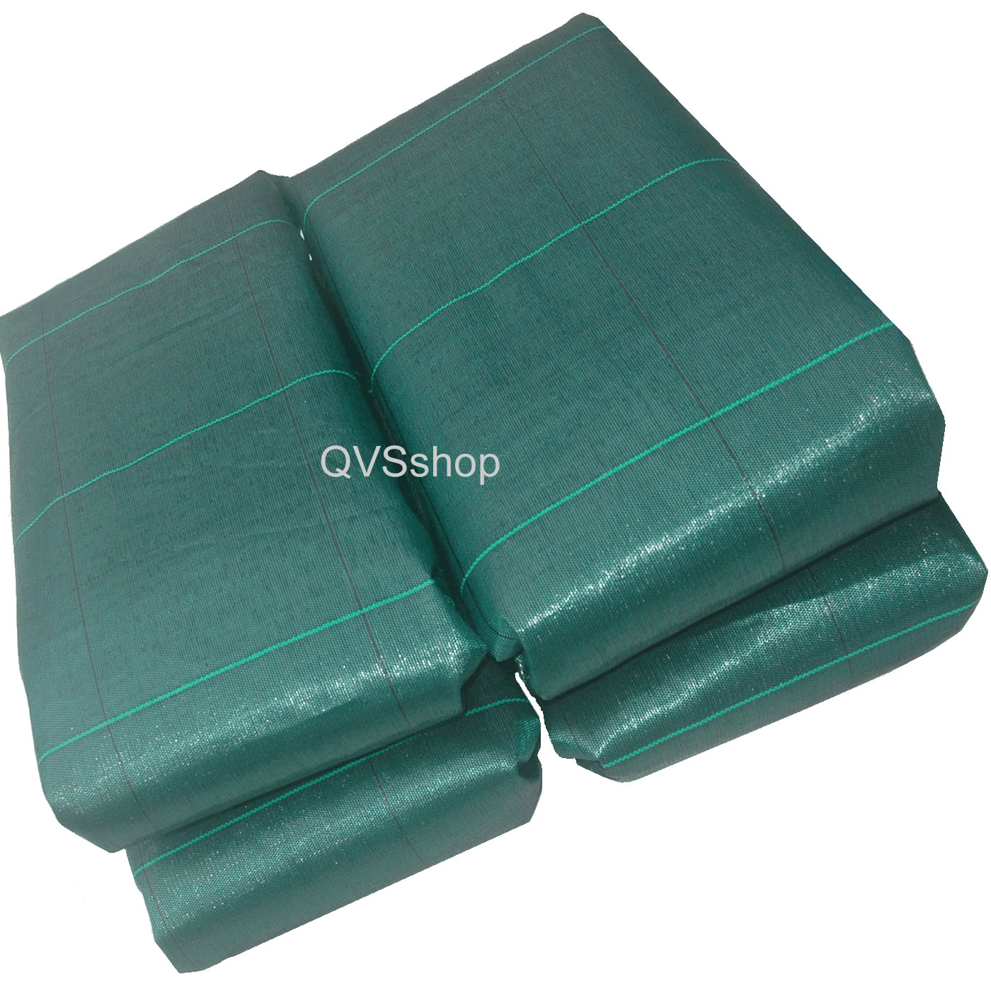 Heavy Duty Weed Control Fabric 125gsm Weed Membrane QVS