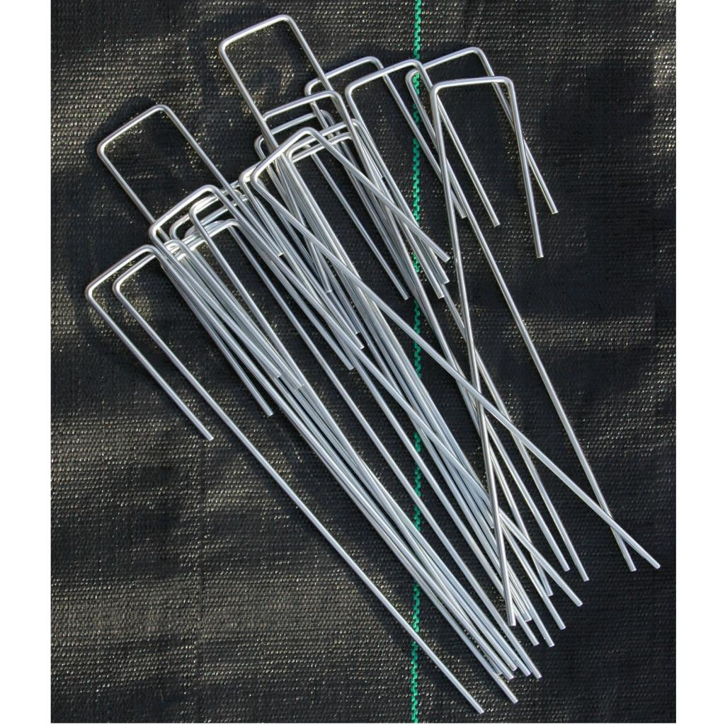 Metal Pegs Heavy Duty Excellent For Use With Netting